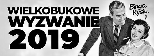 Blog THUMBNAIL WIELKOBUKOWE WYZWANIE 2019 - Wyzwania 2019