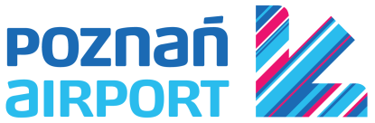 logo lotniska ławica