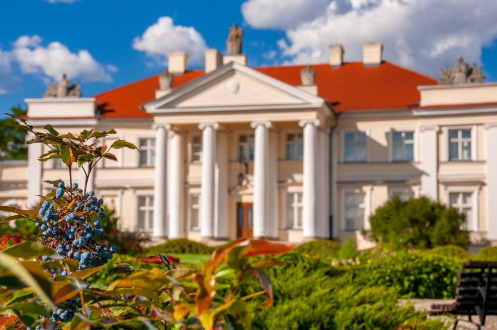 Pałac w Śmiełowie (fot. Dariusz Bednarek)