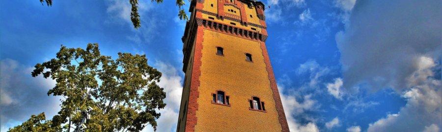 Wieża ciśnień w Kościanie