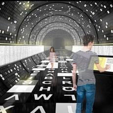 Wizualizacja projektu Muzeum Enigmy