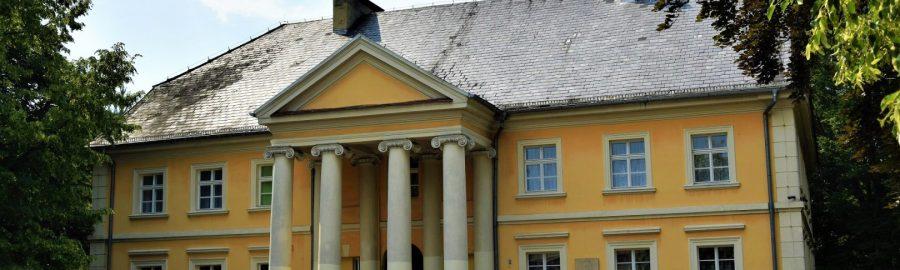 Pałac Reymonta w Kołaczkowa