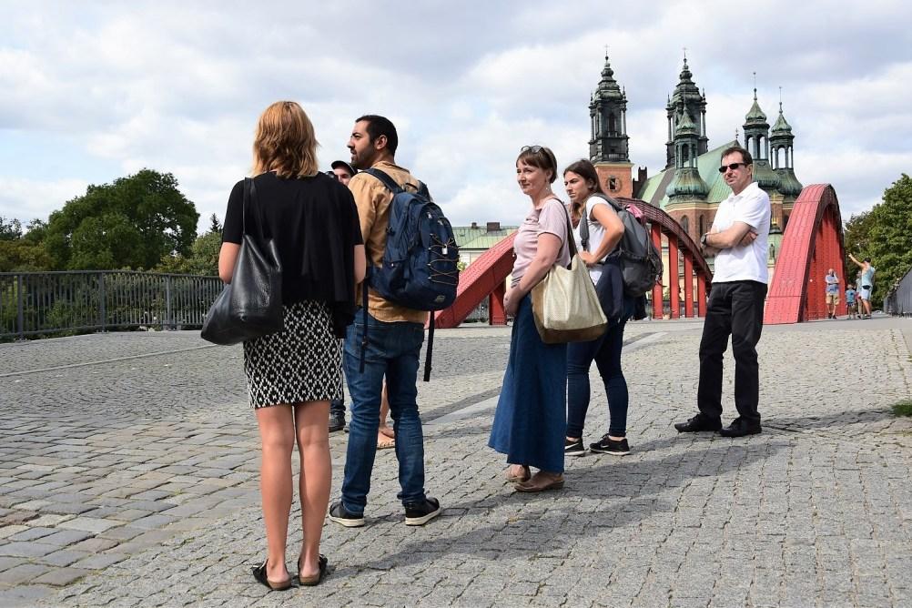 Wizyta studyjna blogerów z Niemiec