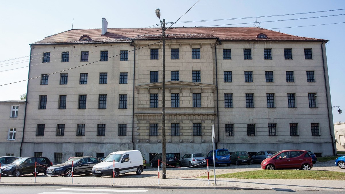 Muzeum Historii Przemysłu w Opatówku. Budynek muzeum.