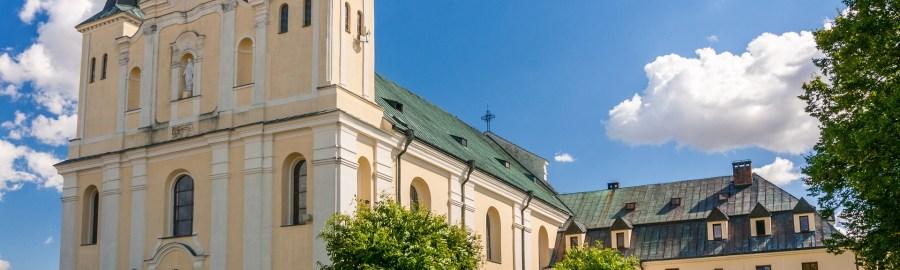 Klasztor i kościół w Biechowie