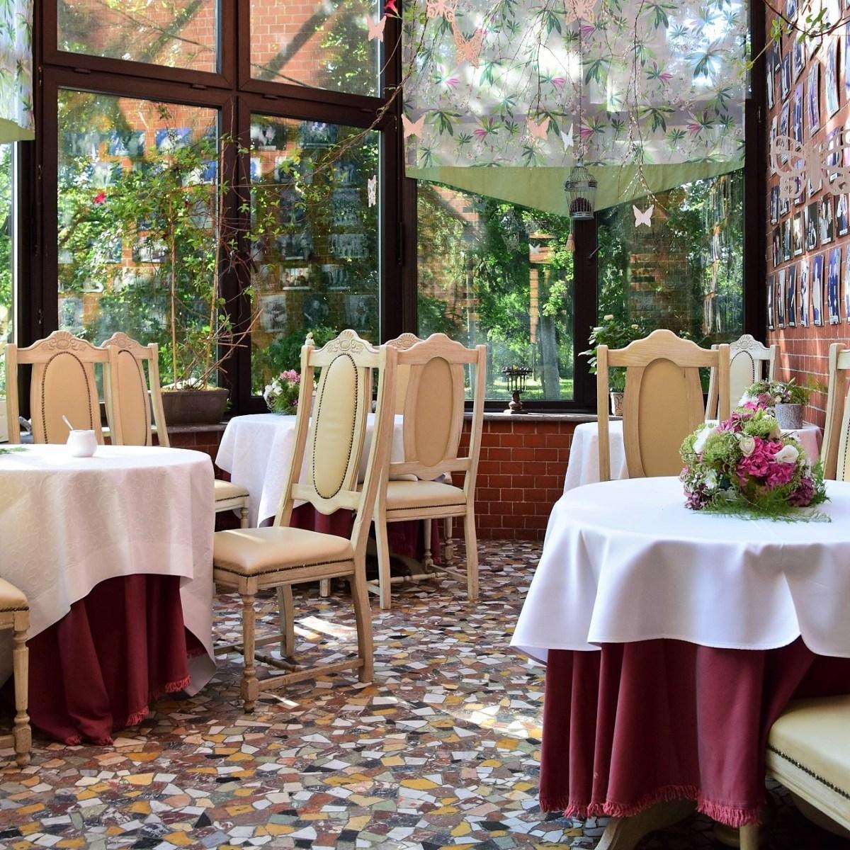 Restauracja w pałacu Wąsowo