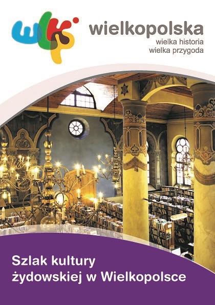 Folder Szlak Kultury Żydowskiej