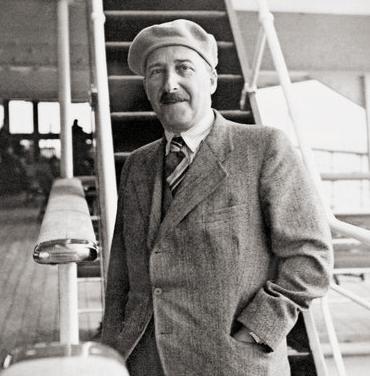 Stefan Zweig: Abschied von Europa