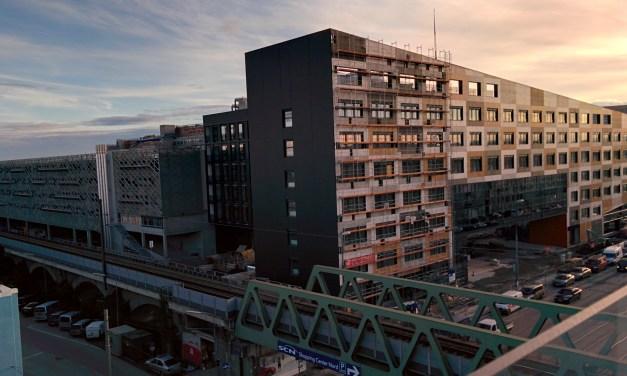 Krankenhaus Nord, unsere neue Nachbarin