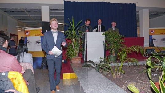 Maturafeier Jänner 2015