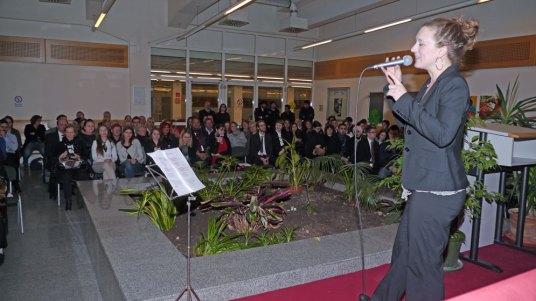 Manuela Diem, Sängerin