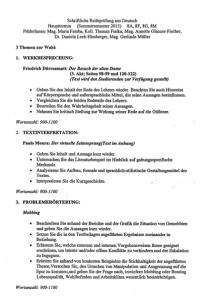 maria fatoba thomas fialka annette glanzer fischer daniela leeb hiesberger - Leserbriefe Beispiele