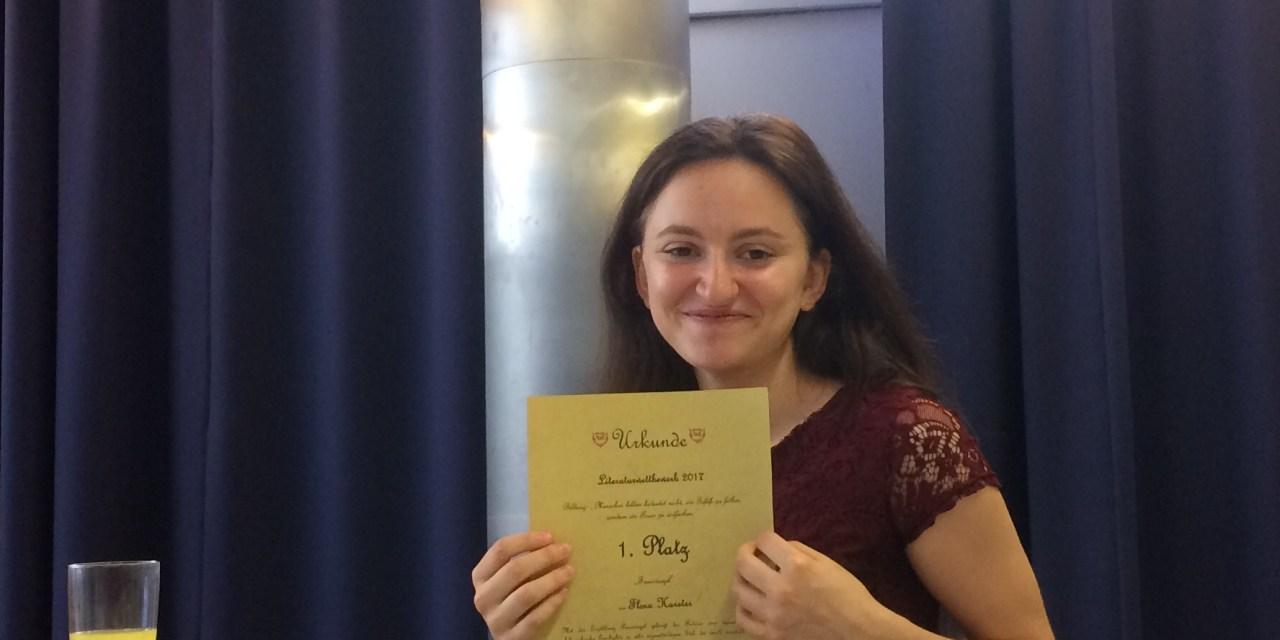 Großer Erfolg beim Literaturfest 2017