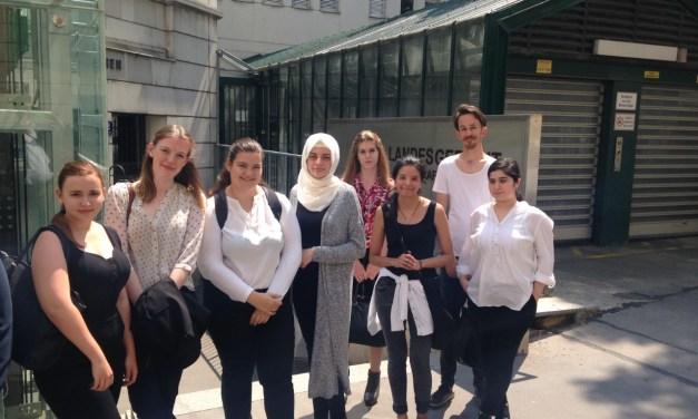 """""""Im Namen der Republik"""": Exkursion in das Landesgericht für Strafsachen am 21.06.2017"""