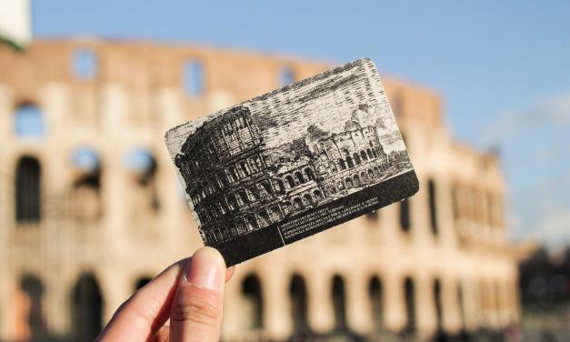 Bildungsreise: Ein Weg führt nach Rom