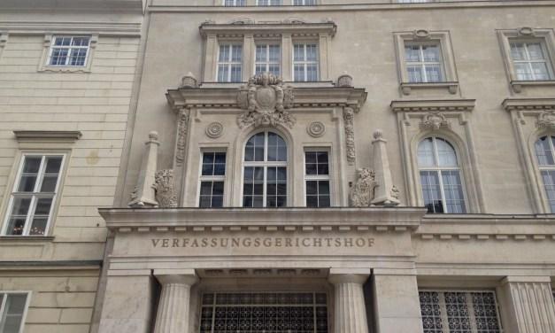 Erkenntnis des Verfassungsgerichtshofs (VfGH) zu Sprache, Recht und Geschlecht