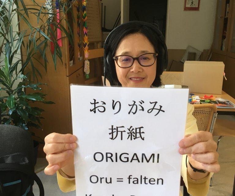 Fotos: Origami-Workshop