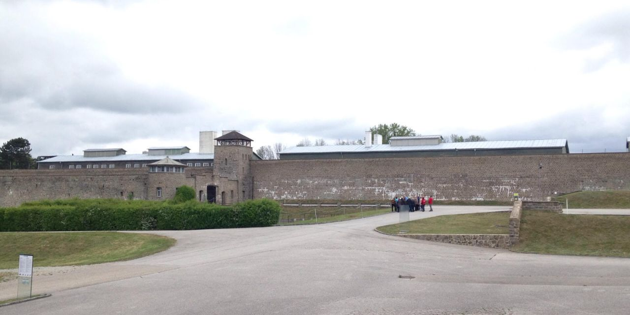 Exkursion in das ehemalige Konzentrationslager Mauthausen