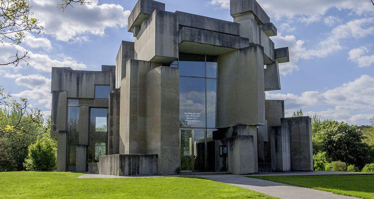 Aufregende Architektur: Die Wotrubakirche