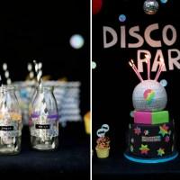 Eine echt coole Disco Geburtstagsparty !