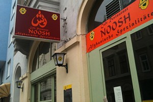 Afghanisches Restaurant Noosh