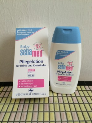 Baby sebamed Pflegelotion
