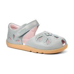 Bobux paisley princess sandalen eierschale