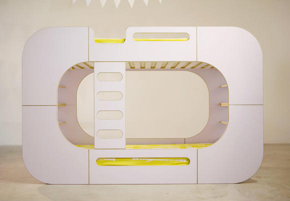IO Kids Design Bunk Pod