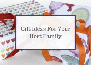 Gift Ideas For Your Host Family