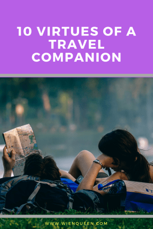 Qualities to look for in a travel partner