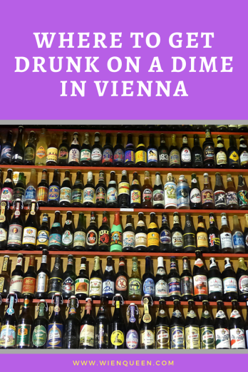 Cheap drinks in Vienna