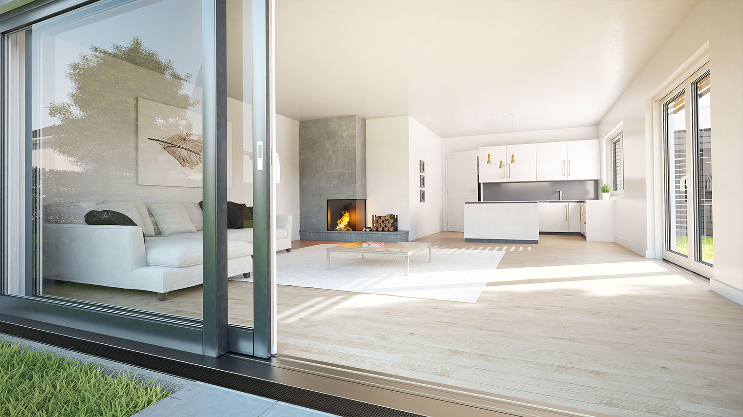 Doppelhaus mit Charme  wiercimokprojektbau