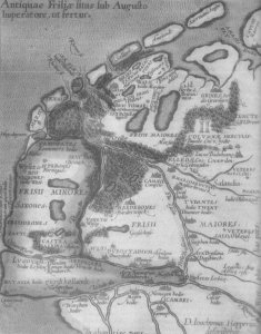 Kaart met Creilerwoud
