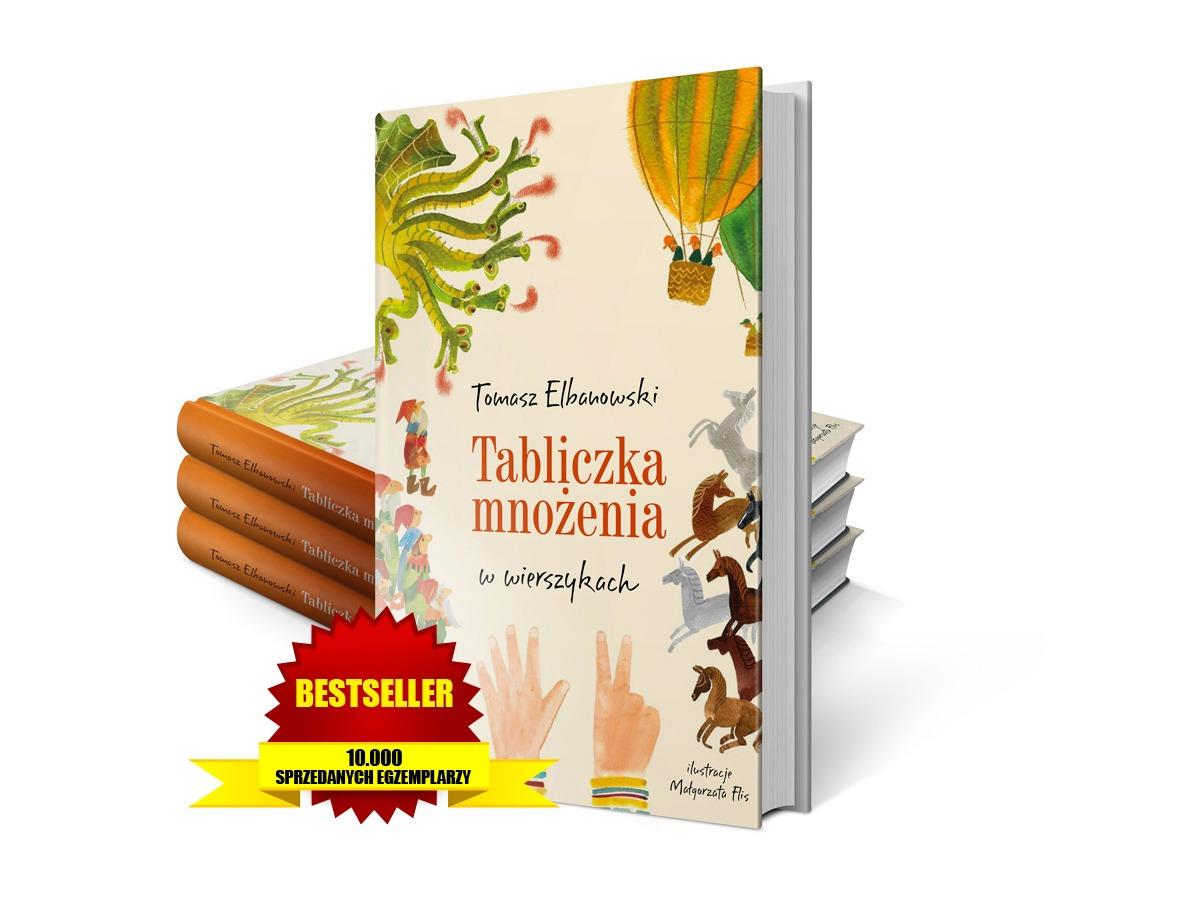 Tomasz Elbanowski - Tabliczka mnożenia wwierszykach