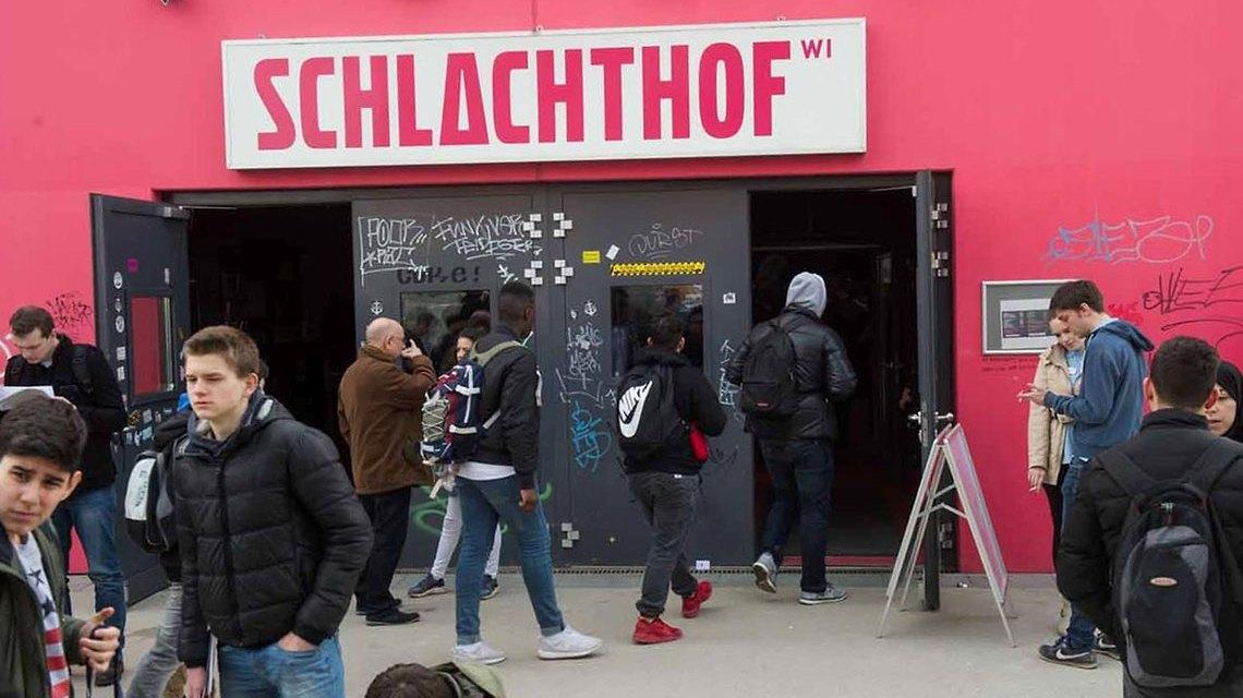 IHK-Ausbilungsmesse 2016. Foto: IHK Wiesbaden