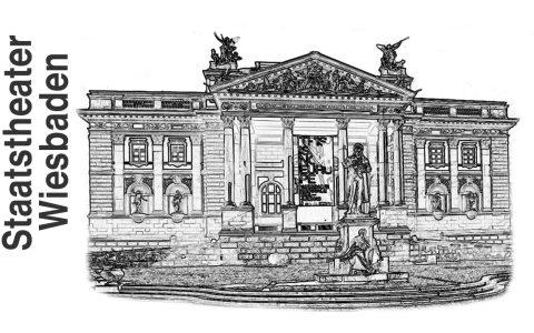 Theaterfest, Die Zauberflöte, Hessisches Staatstheater Wiesbaden, Symbolbild: Volker Watschounek