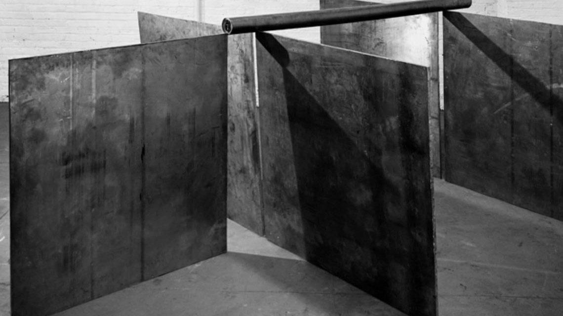 To Dickie aTo Dickie and Tina von Richard Serra, 1969 Foto: Museum Wiesbaden / Künstlernd Tina von Richard Sierra, 1969 Foto: Museum Wiesbaden
