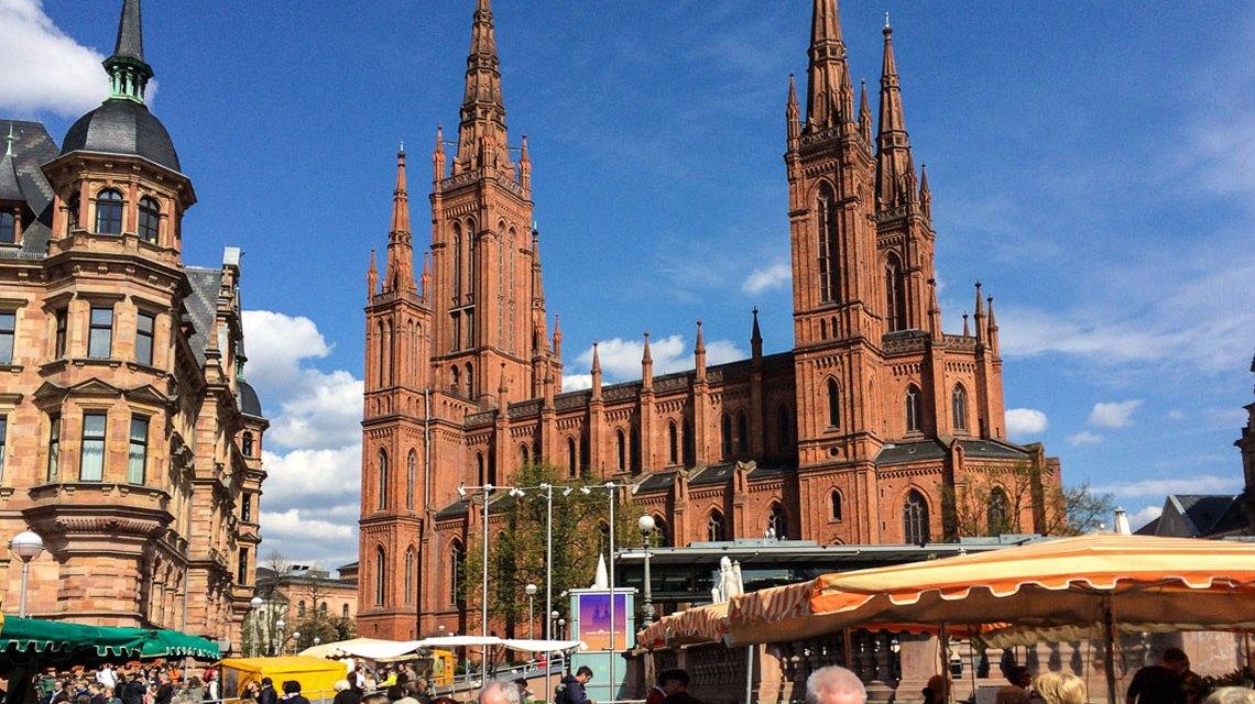 Wochenmarkt – Foto: Volker Watschounek