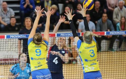 Playoff Halbfinale in Schwerin. Bild: Detlef Gottwald