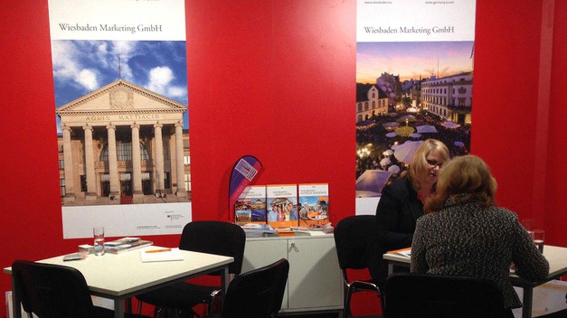 Wiesbadener Kongressallianz und RMCC werben auf IMEX