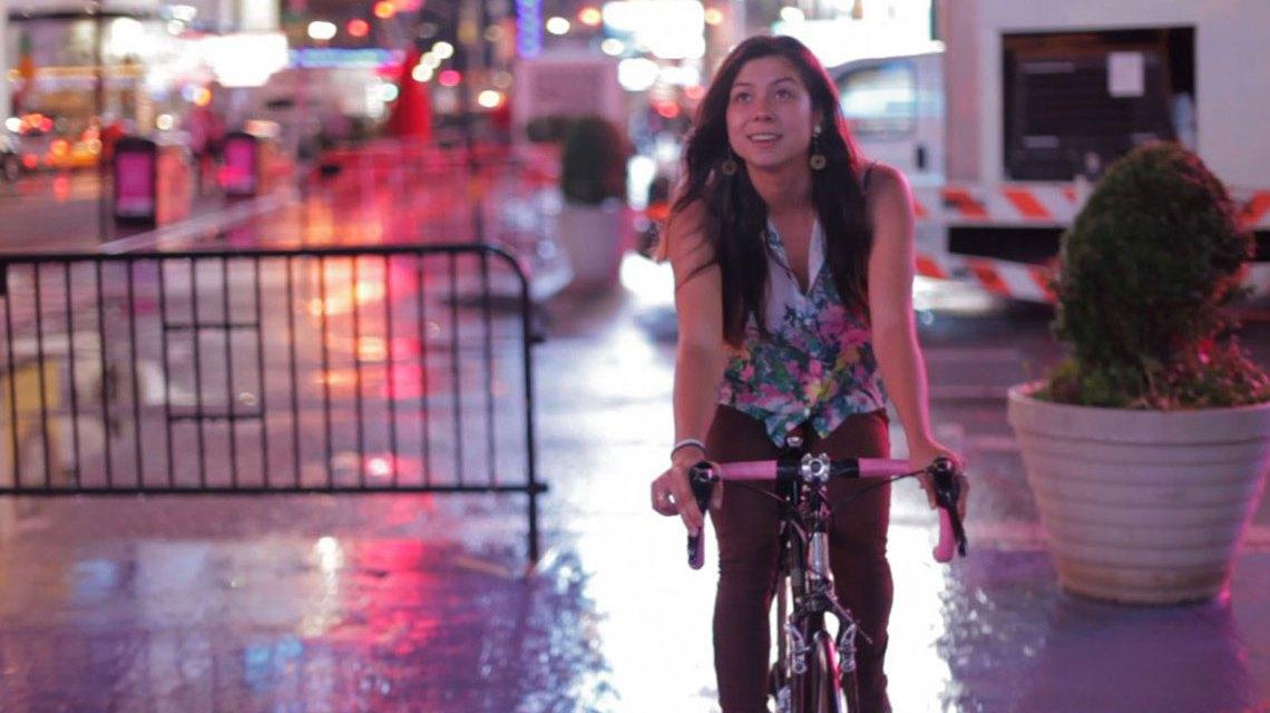 "Szenenfoto aus ""Cyclomania – Radelnde Frauen"" Bild: International Cycling Film"