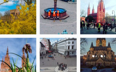 #wiesbaden2030 auf Instagram. Bild: Instagram