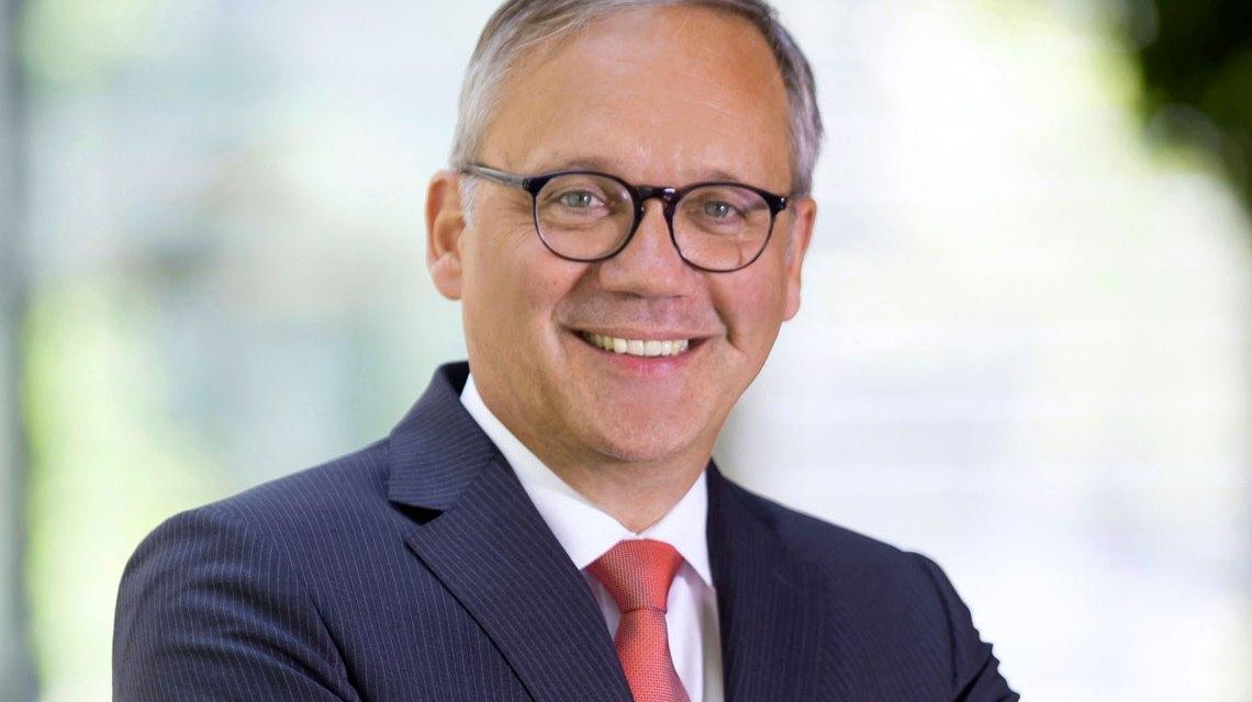 Ralf Schodlok, mit einem Jahresgehalt von knapp 350000 Euro Spitzenverdiener unter den Chefs der städtischen Gesellschaften. Bild: ESWE Versorgung