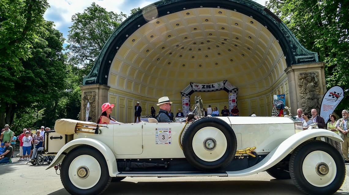 Start frei: 35. Internationale HMSC Oldtimer Rallye Wiesbaden