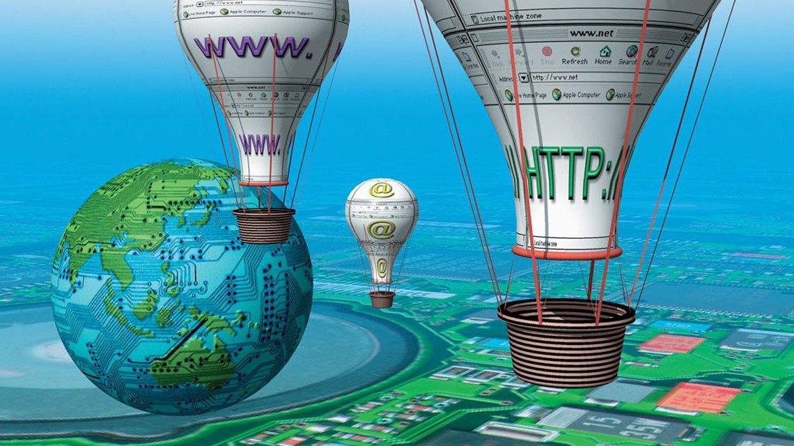 World Wide Web, das Netz der Dinge. Bild: John Lester / CC -BY / Flickr
