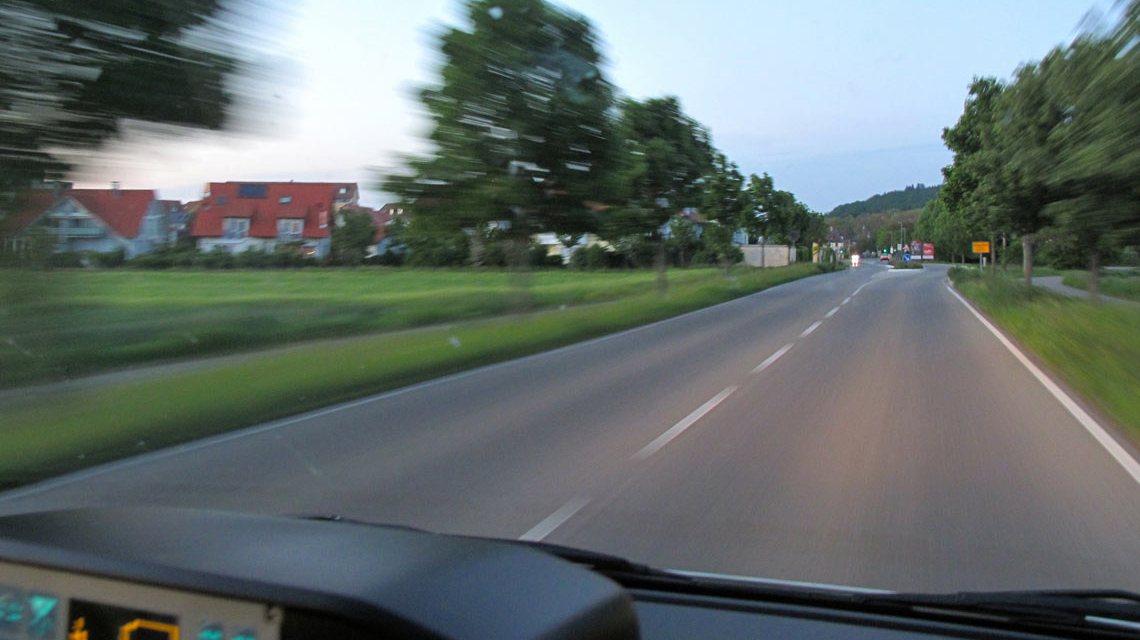 Blitzer, Gewindigkeitskontrollen in und um Wiesbaden. Bild: sabumueller / flickr / BY-CC BY 2.0