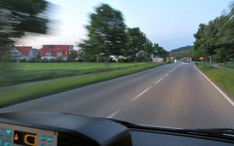 Blitzmarathon, Gewindigkeitskontrollen in und um Wiesbaden. Bild: sabumueller / flickr / BY-CC BY 2.0