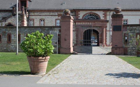 Mainz Kastel, Standesamt in der Reduit. Bild: Standesamt
