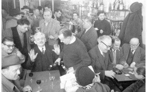 """Caligari, Aus """"Robert Doisneau – Das Auge von Paris"""". Bild: Film Kino Text"""
