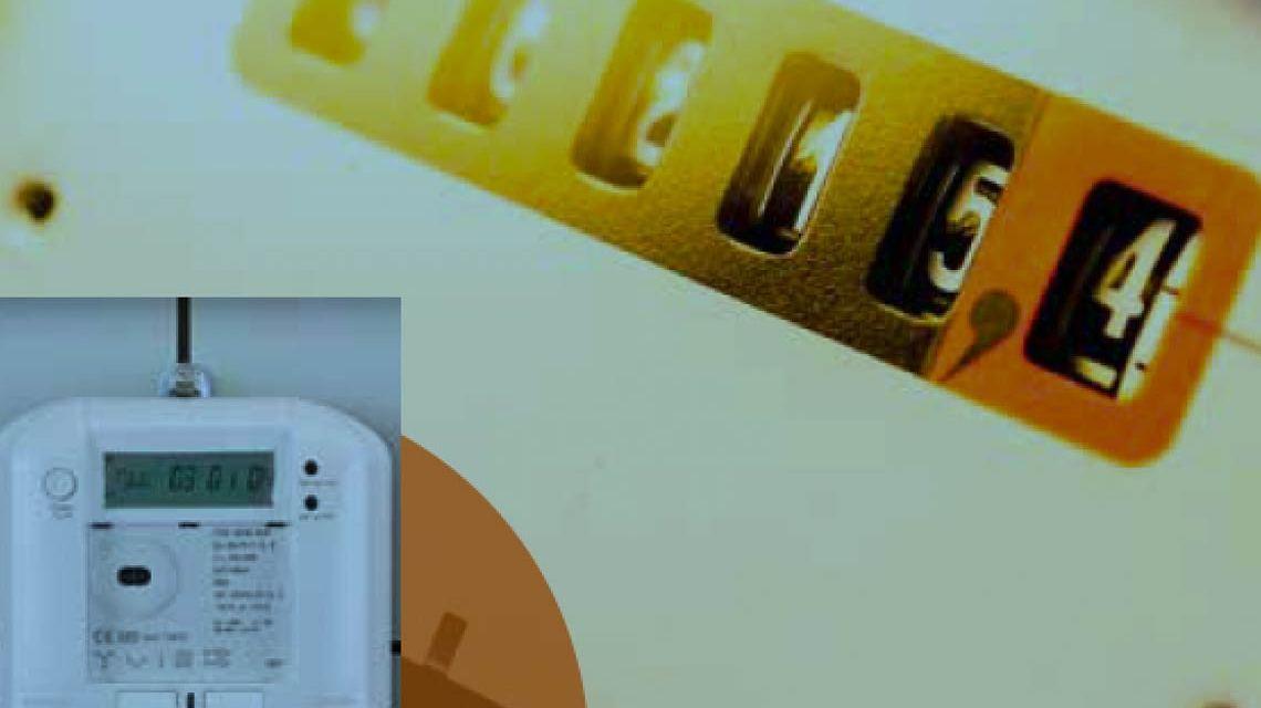 Stromzähler - aus alt wird neu! Foto: ESWE Versorgung